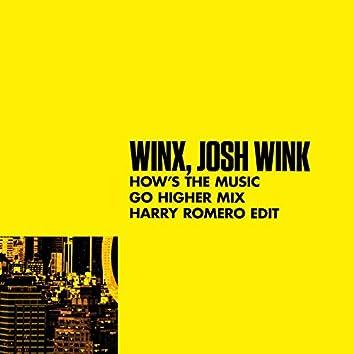 How's The Music (Go Higher Mix) [Harry Romero Edit]