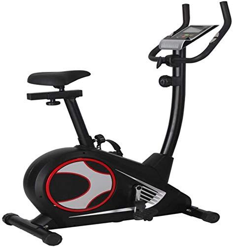 ZHENG Bicicletas Estáticas Bicicletas Pesadas de Ciclismo de Silencio para Interiores Pueden Ajustar la Bicicleta de Ejercicios comerciales en el hogar
