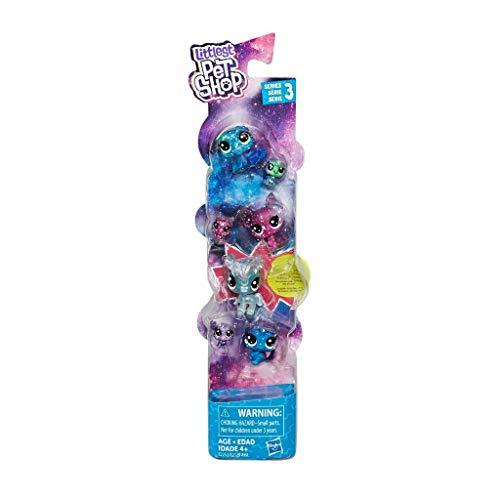 Littlest Pet Shop - Hasbro E2129EU4 - Special Kollektion 2 Amigos, model sortiert und mehrfarbig