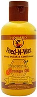 HOWARD Feed-N-Wax ワックス ハワード