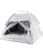 【猫カフェ推薦】 なにわ猫 猫小屋 犬小屋 ペットハウス ティピーテント 猫ベッド 犬ベッド