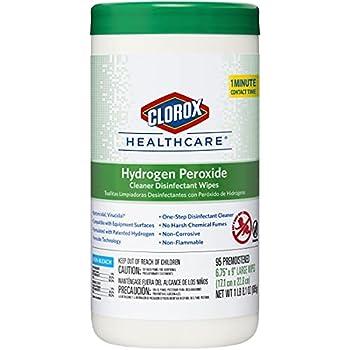 lysol hydrogen peroxide wipes