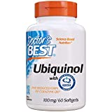 Doctor's Best Ubiquinol with Kaneka QH, Non-GMO, Gluten Free, Soy...