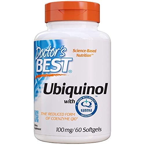 Doctor'S Best 100Mg Ubiquinolo Con Kaneka 60 Softgels - 120 g