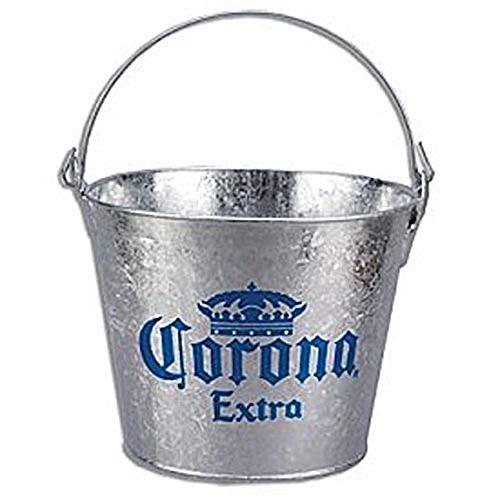 Cubo de cerveza Corona Extra galvanizado
