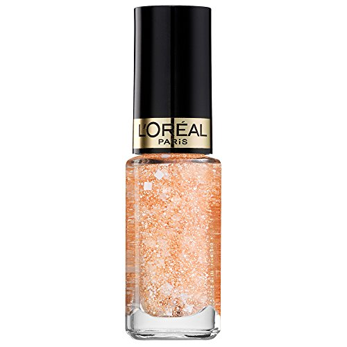 L'Oréal Paris en color Riche Le Vernis Top Coat, 931 origami, Paquete...
