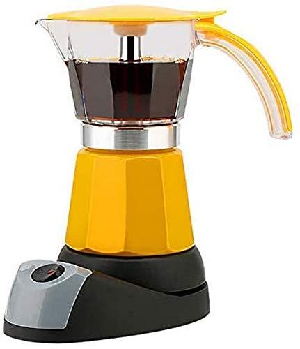 YQGOO Percolateurs de café à Expresso électrique Moka cafetière Italienne à Moka 220v Outil de Cuisson percolateur de Filtre
