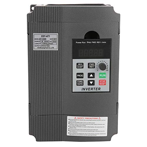 Inversor de frecuencia monofásico duradero de fácil operación, alta calidad 2.2KW 220V...