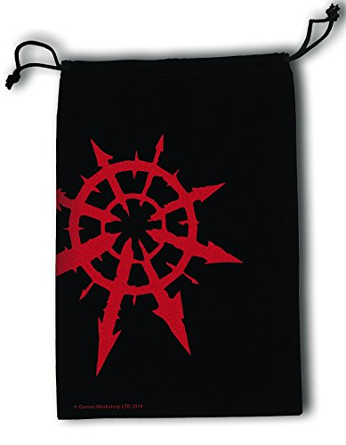 Warhammer 40k: Chaos Star Dice Bag