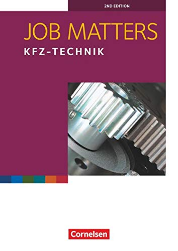 Job Matters - 2nd edition - A2: Kfz-Technik - Arbeitsheft