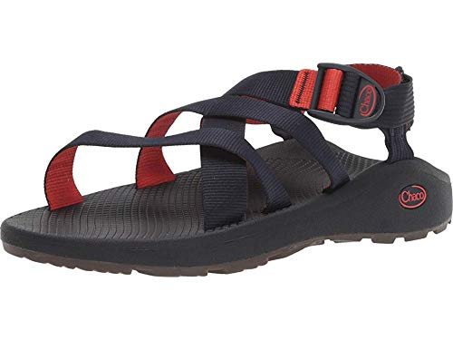 Chaco Men's Banded Z Cloud Sport Sandal, Navy RED, 12