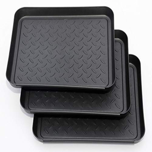 ZDYS Shoe Drip Trays, Multi-Purpose Boot Tray for Rain Boots, Winter Boots,...