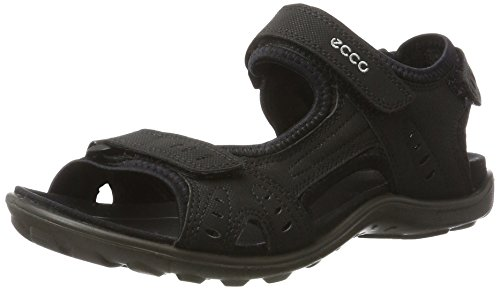 ECCO Damen All Terrain LITE Outdoor Fitnessschuhe, Schwarz (1BLACK), 36 EU