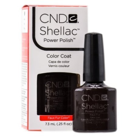 CND Shellac Power Polish Color Coat - Faux Fur by CND Nail Products