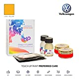DrawndPaint for/Volkswagen Lupo 3L Fsi/Yellow - LD1B / Touch-UP Sistema DE Pintura Coincidencia EXACTA/Preferred Care