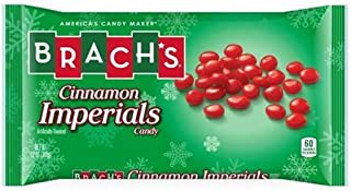 Brach's Cinnamon Imperials Candy, Fat Free Candy, 12-Ounce Bag