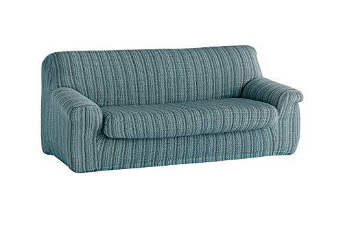 Martina Home FSD4PMEJAZ - Funda para Sofá de 4 Plazas , color Azul