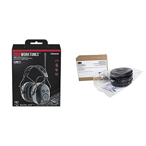 WorkTunes Connect + AM/FM Hearing Protector with Bluetooth ...