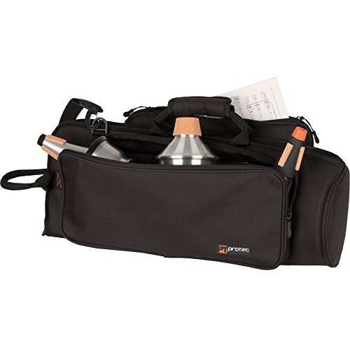 Protec Explorer Series Trumpet Bag with Sheet Music Pocket (C238X)