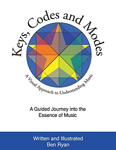 Compare Textbook Prices for Keys, Codes and Modes: A Visual Method and Graphic Approach to Understanding Music Illustrated Edition ISBN 9780979750700 by Ryan, Ben