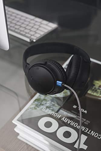 CABBRIX Micro USB Kabel Blau [2-Pack] 3m Nylon 2,4A Ladekabel für Android Smartphones Samsung, HTC, LG, Sony, Nexus, Lumia Huawei, Kindle