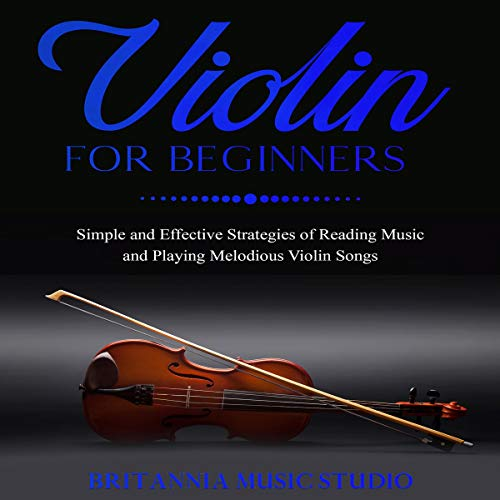 Violin for Beginners: Book 3 cover art