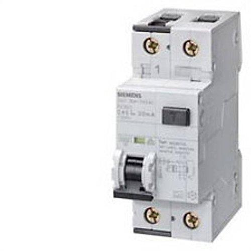 Siemens - Diferencial combinado 1 polo+neutro 16a 30ma/4500