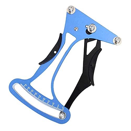Gidenfly Accesorios para radios de bicicleta, contador de tensión, herramienta de calibración de radios de bicicleta de montaña, tensor, radios, tensiómetro, calibre MTB Road