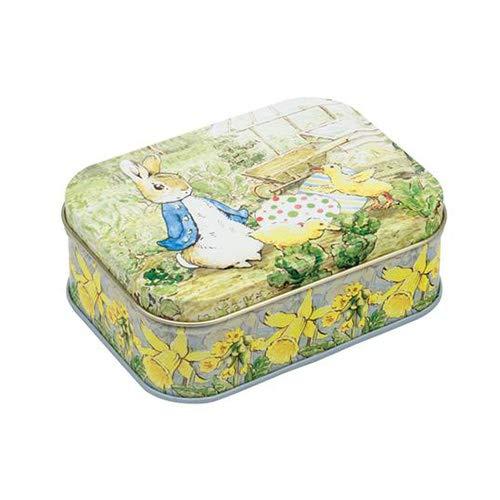 Petite boîte rectangulaire Peter Rabbit