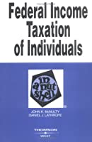 Federal Income Taxation of Individuals (In A Nutshell)