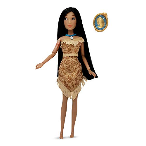 Disney Pocahontas Classic Doll with Pendant  11  Inches