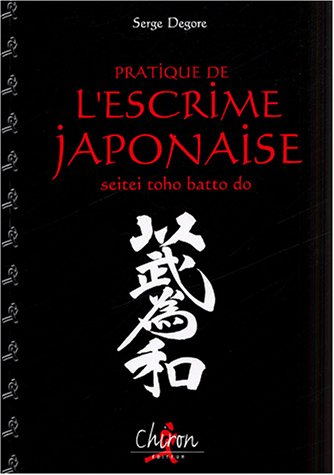 Pratique de l'escrime japonaise