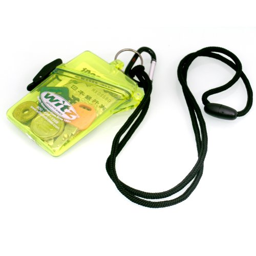 Witz See It Safe Waterproof Case, Green Photo #2