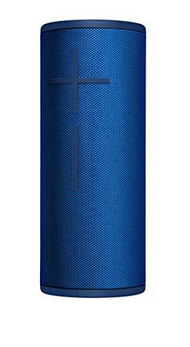 Ultimate Ears Boom 3 Altavoz Portátil Inalámbrico Bluetooth + Base de Carga Power Up, Graves Profundos, Impermeable, Flotante, Conexión Múltiple, Batería de 15 h - Azul