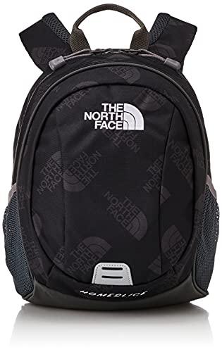 [ザノースフェイス] リュック/バッグ K Homeslice キッズ ホームスライス NMJ72005 ブラックトスロゴプリント [並行輸入品]