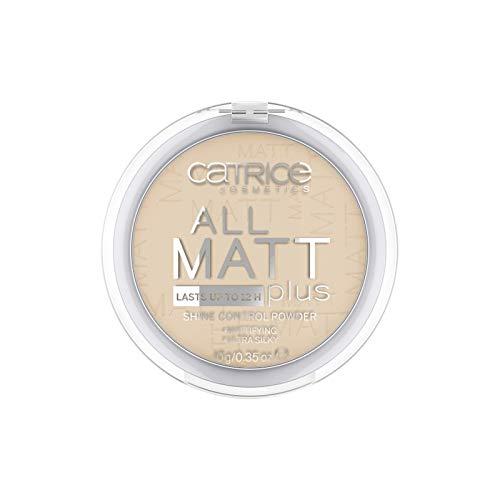 Catrice - Puder - All Matt Plus Shine Control Powder 028 - Honey Beige