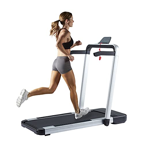 YOLENY Treadmill with App to Record Data, Run,Walk Folding...