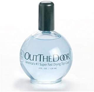 INM Out The Door Super Fast Drying Top Coat 3.6 Ounces (Refill) | NO Brush Included