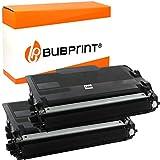 Bubprint 2 Toner compatibile per Brother TN-3480 HL-L5100DN HL-L5200DW MFC-L5700DN MFC-L5750DW MFC-L6900DW DCP-L5500DN 8.000 PAGINE