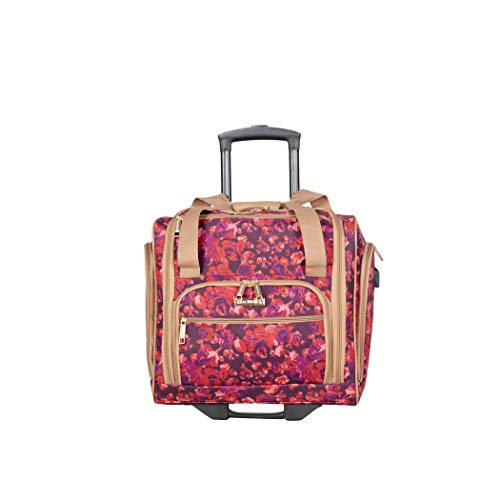 Isaac Mizrahi Lafayette Underseater, Berry Floral