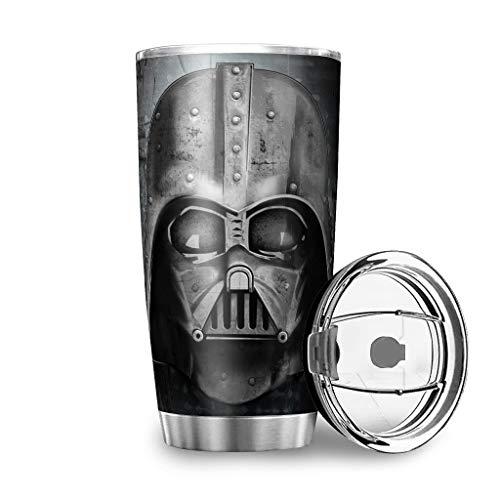 Generic Branded Darth Vader - Taza de café de acero inoxidable para amigos (600 ml)
