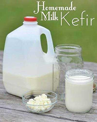 Milk Kefir Grains Live Raw Organic