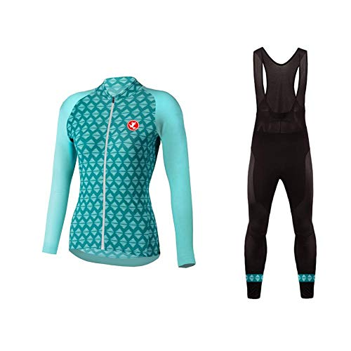 Sports Wear Uglyfrog Maillot de Ciclismo de Mangas Largas Invierno Thermal Fleece...