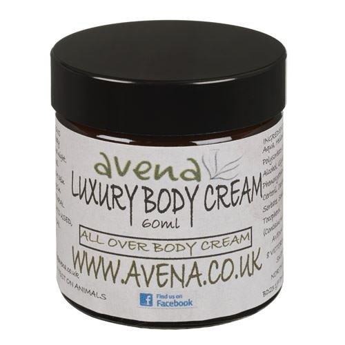 Crème de luxe pour le corps - Soin corporel - Pot de 60 ml