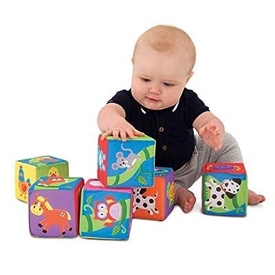 Galt Toys Baby Soft Blocks by James Galt & Company Ltd