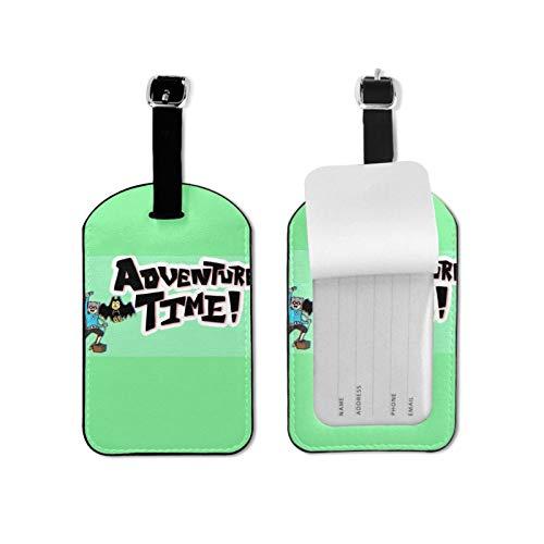 Adv-enture - Etiquetas de equipaje para maleta