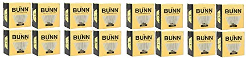 BUNN BCF100-B 100-Count Basket Filter (Pack of 4) (Fоur Paсk)
