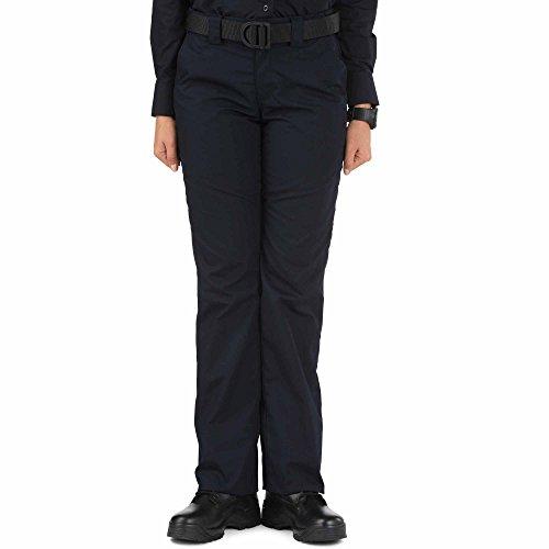 5.11 Tactical Damen Taclite PDU Klasse A Arbeitshose, ungesäumt, Teflon-Finish, Style 64370, Herren Damen, Midnight Navy (Marineblau), 4