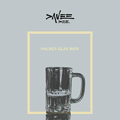Halbes Glas Bier