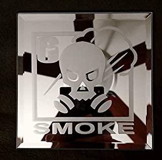 Rainbow Six Siege Smoke Logo Mirror